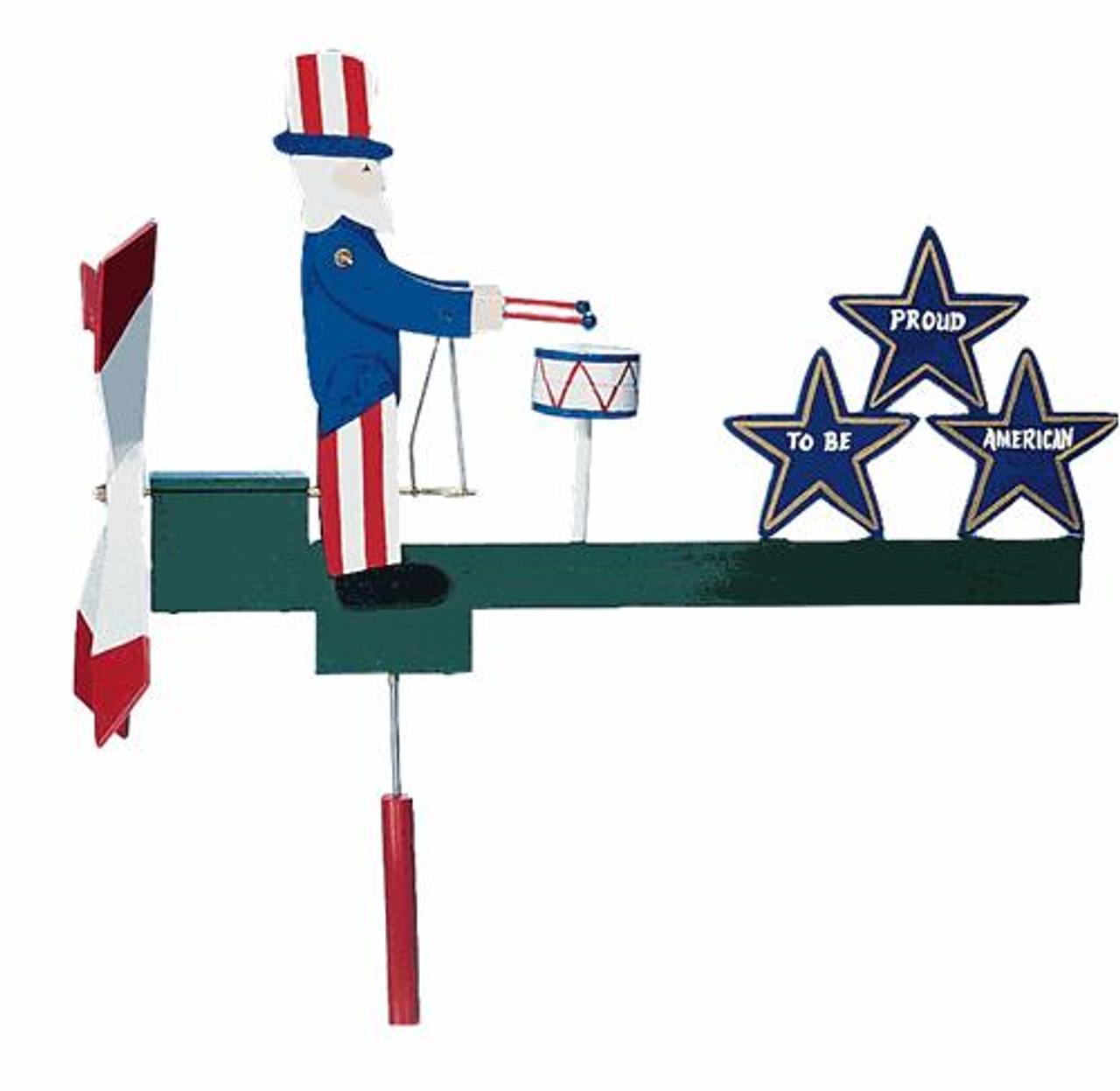 Cherry Tree Toys American Beat Whirligig DIY Kit