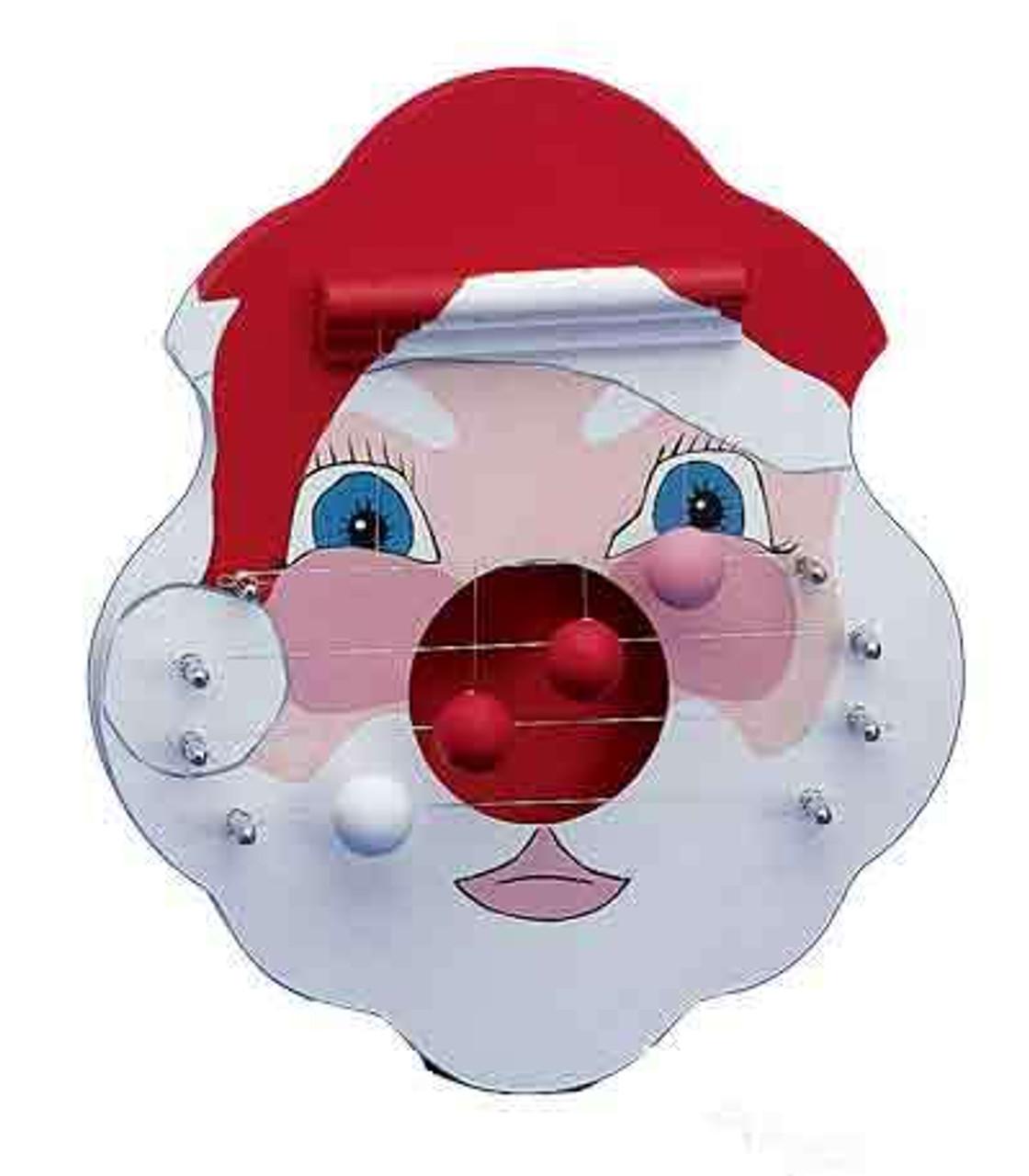 Cherry Tree Toys Santa Door Harp Ready to Assemble Kit