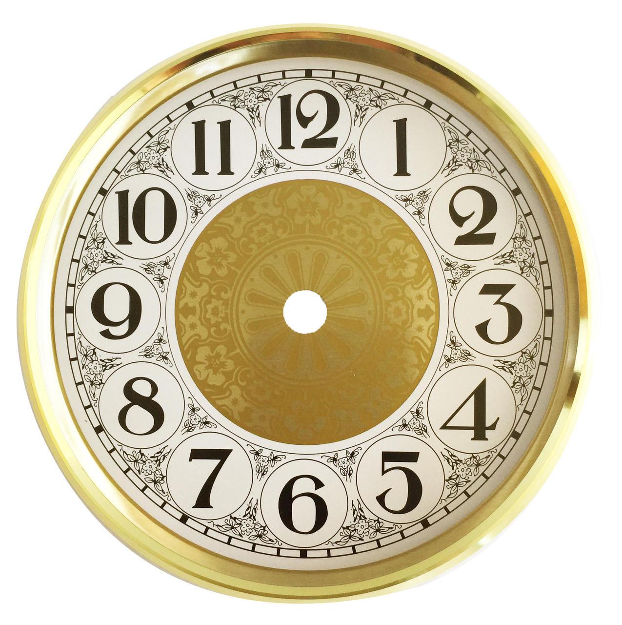 Clock Bezel and Dials