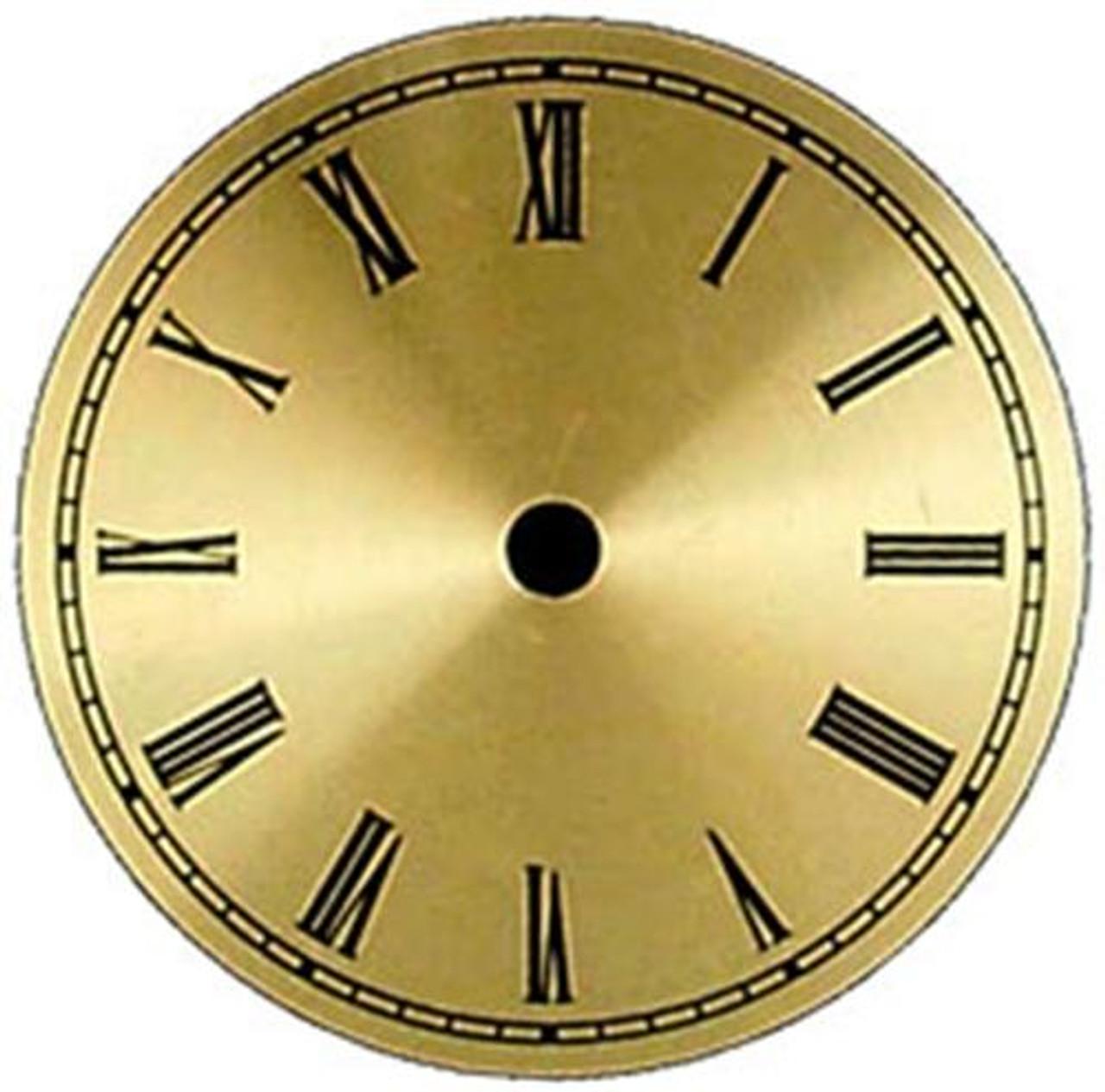 Wildwood Designs Round Metal Clock Dials