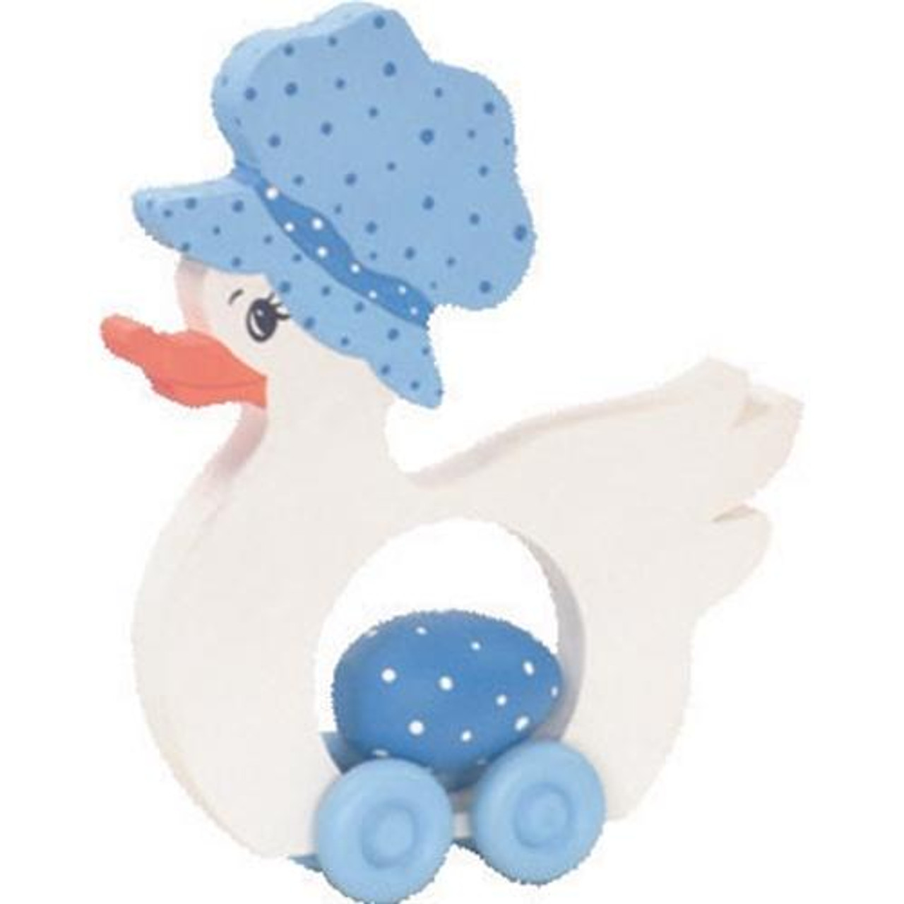 Cherry Tree Toys Girl Duck Plan