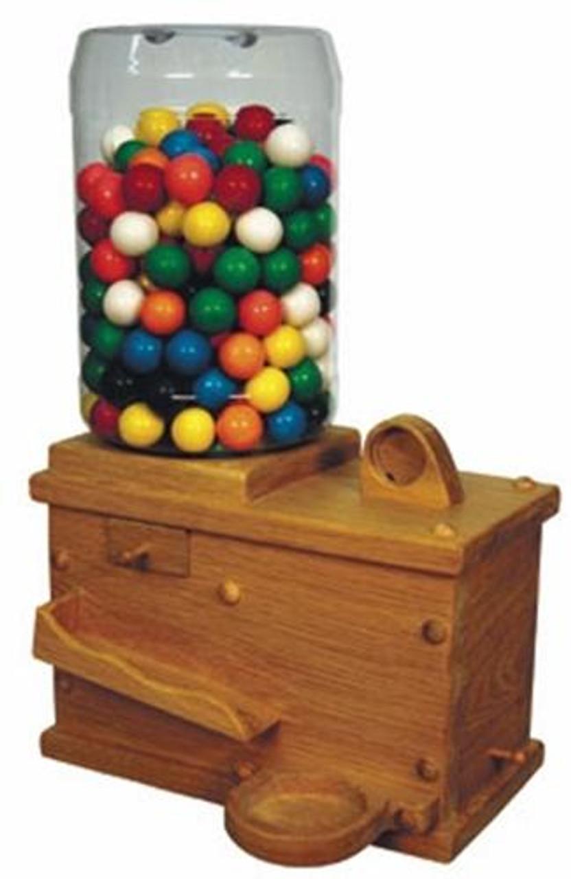 Cherry Tree Toys Large Gumball Machine Plan