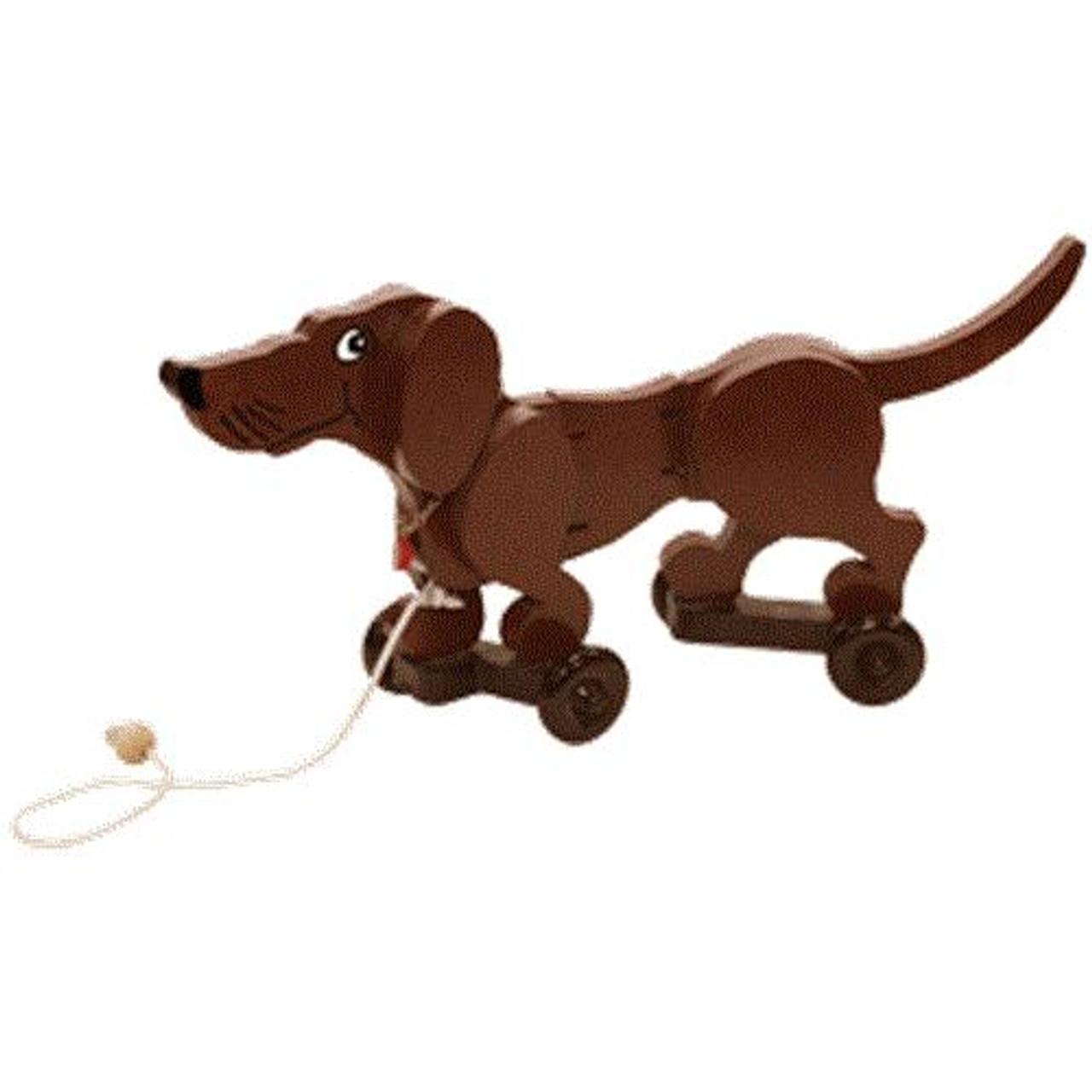 Cherry Tree Toys Dog Wiggle Toy Plan