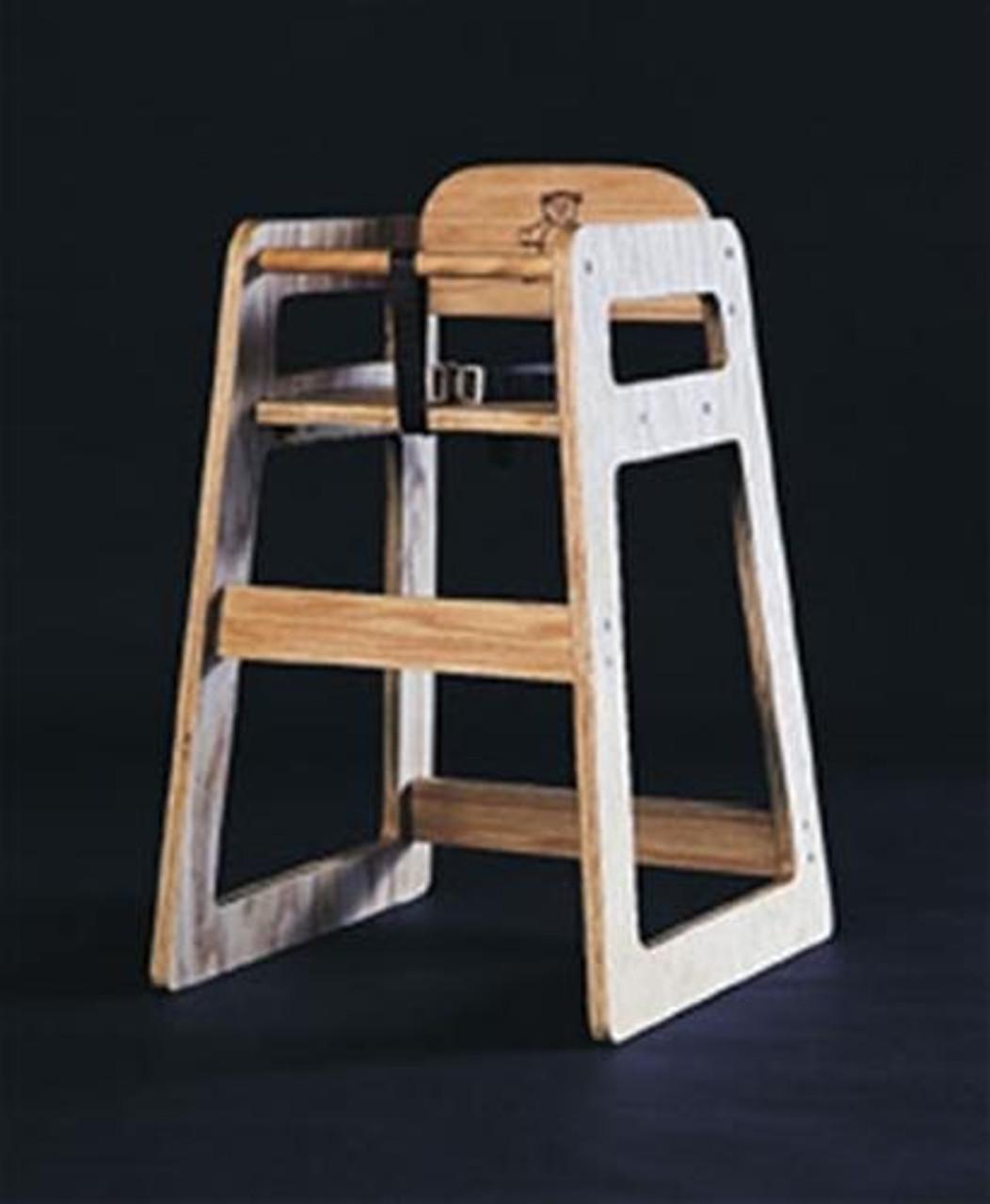 U-Bild High Chair Plan