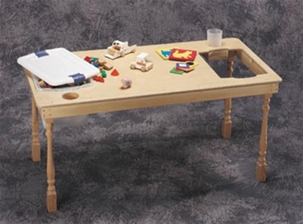 Cherry Tree Toys Bin/Play Table Plan
