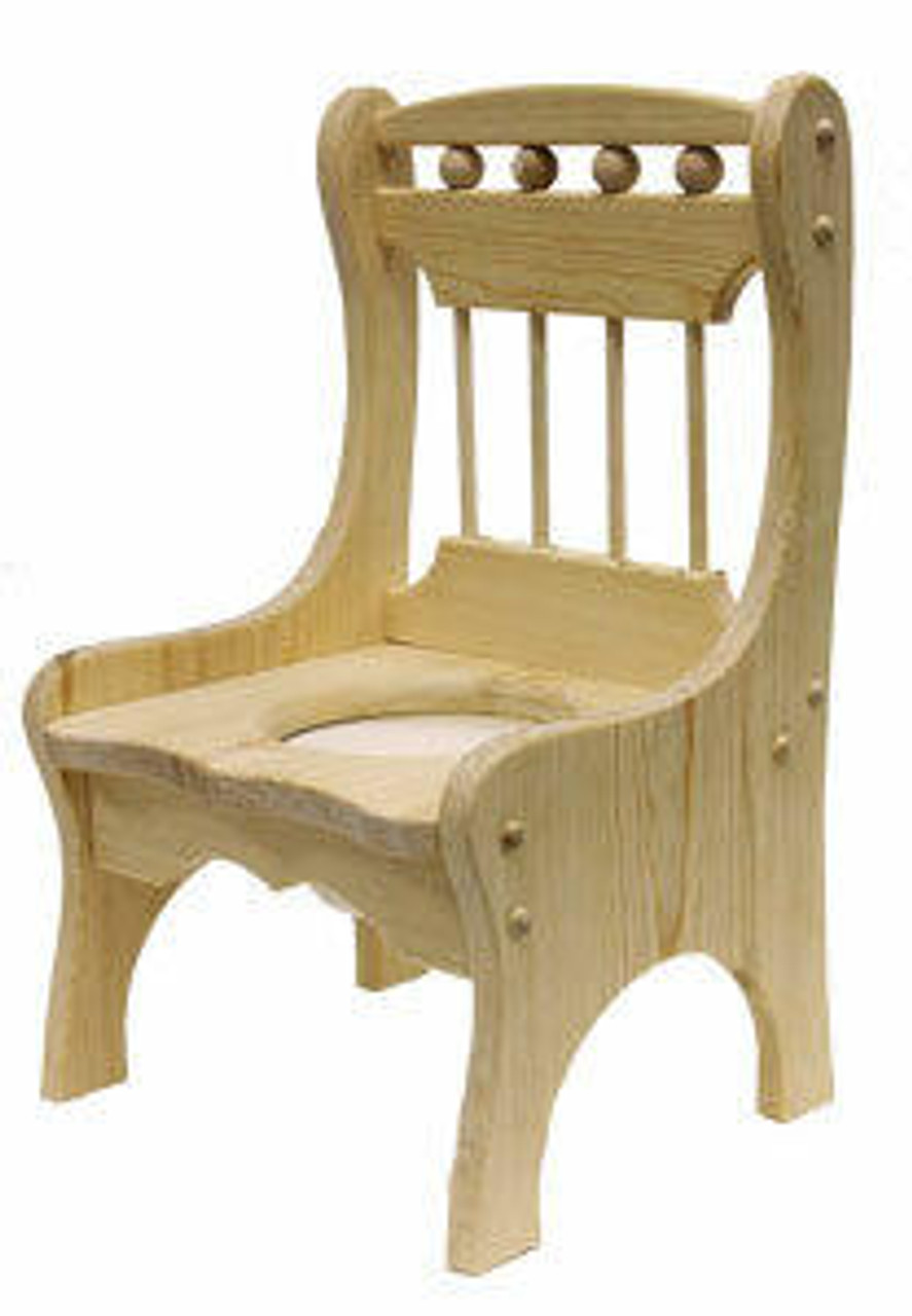 Cherry Tree Toys Childrens Potty Chair Plan