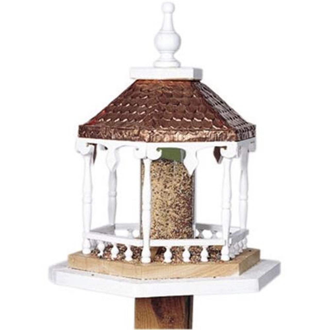 Cherry Tree Toys Gazebo Birdfeeder Plan