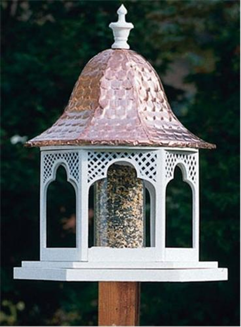 Cherry Tree Toys Domed Roof Feeder Plan