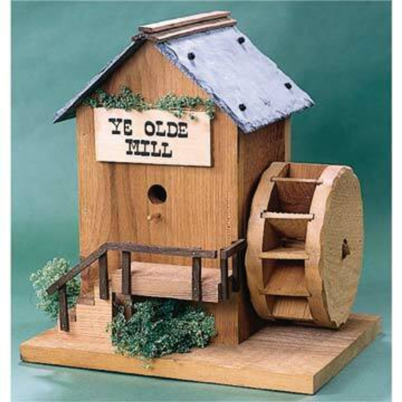 Cherry Tree Toys Olde Mill Feeder Plan