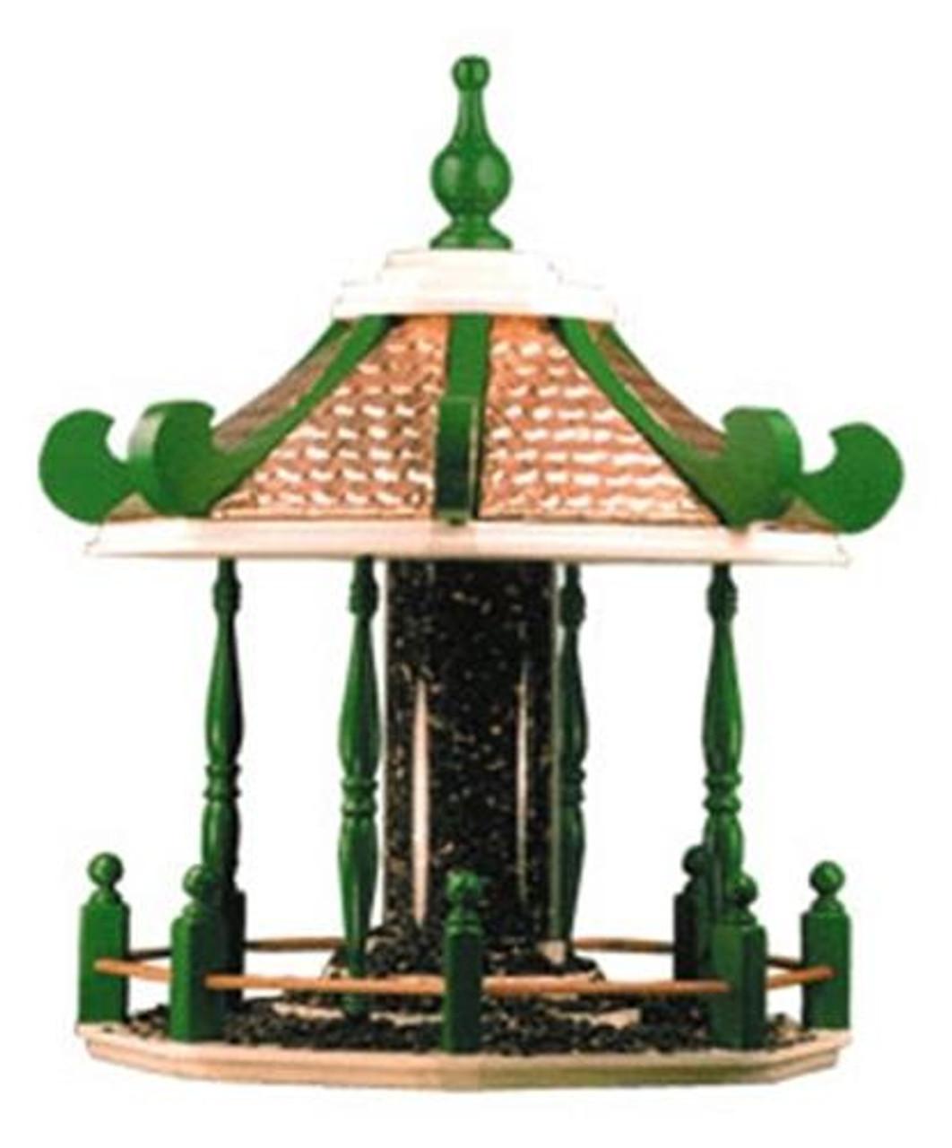 Cherry Tree Toys Pagoda Feeder Plan