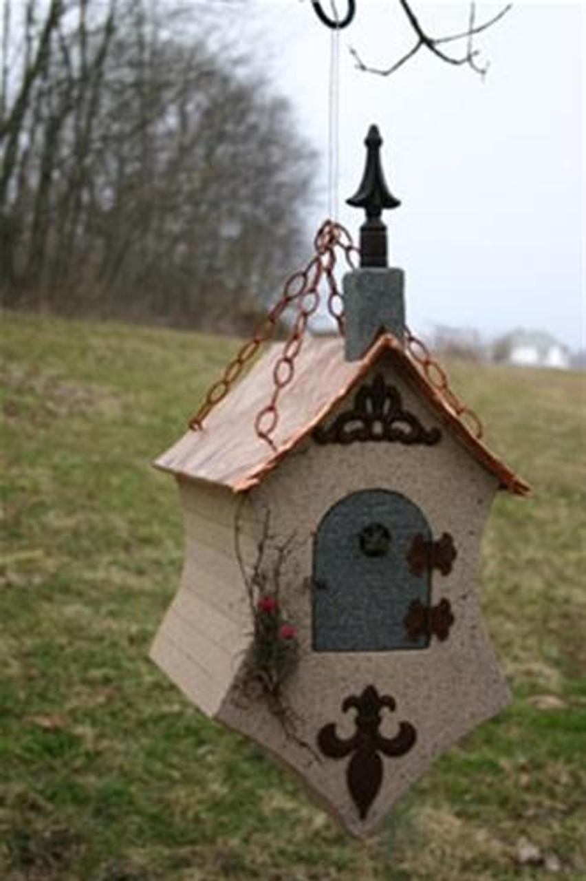 Cherry Tree Toys Medieval Birdhouse Plan