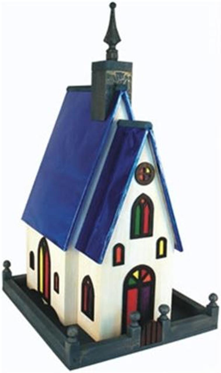 Cherry Tree Toys Church Feeder Plan
