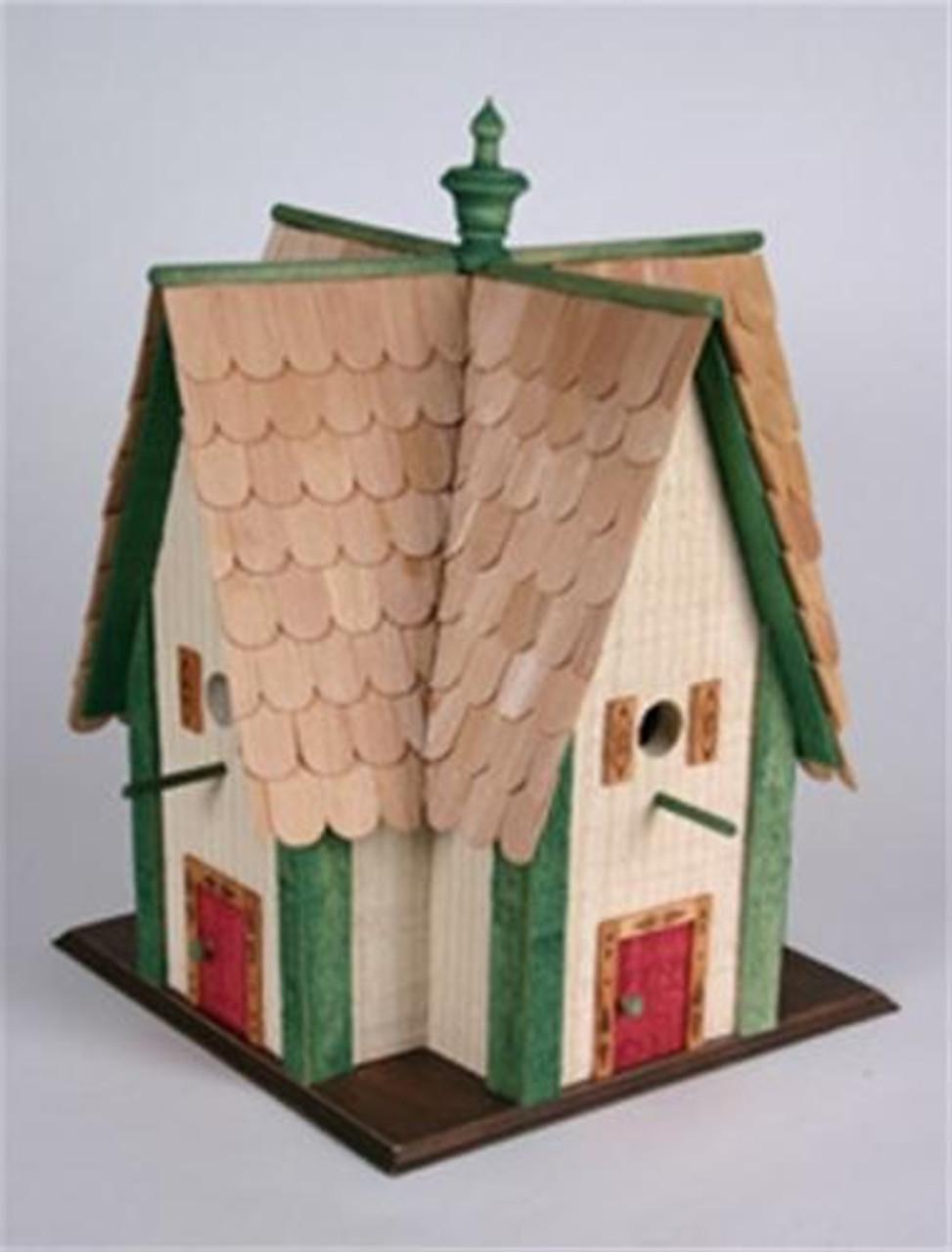 Cherry Tree Toys Vacation Birdhouse Plan