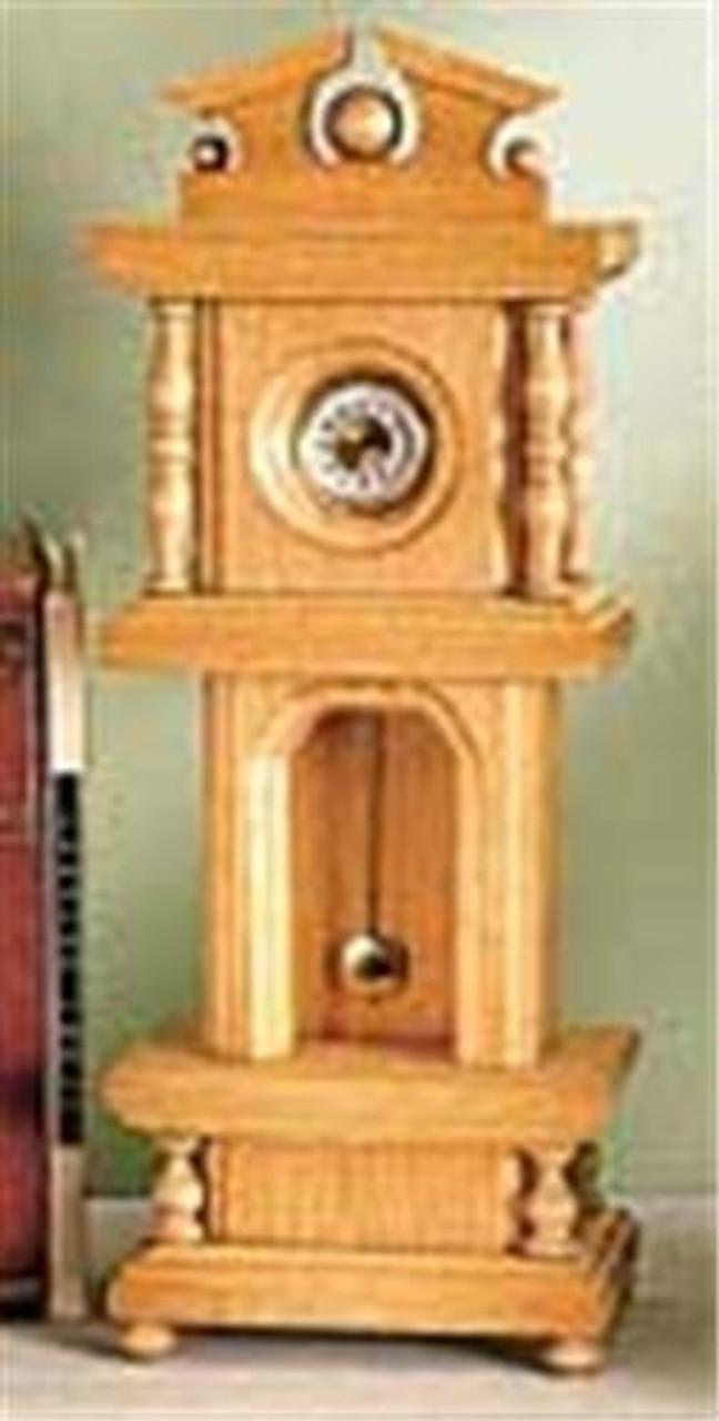 Cherry Tree Toys Baby Grand Clock Plan