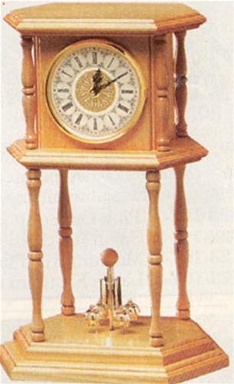 Cherry Tree Toys Winslow Clock Plan