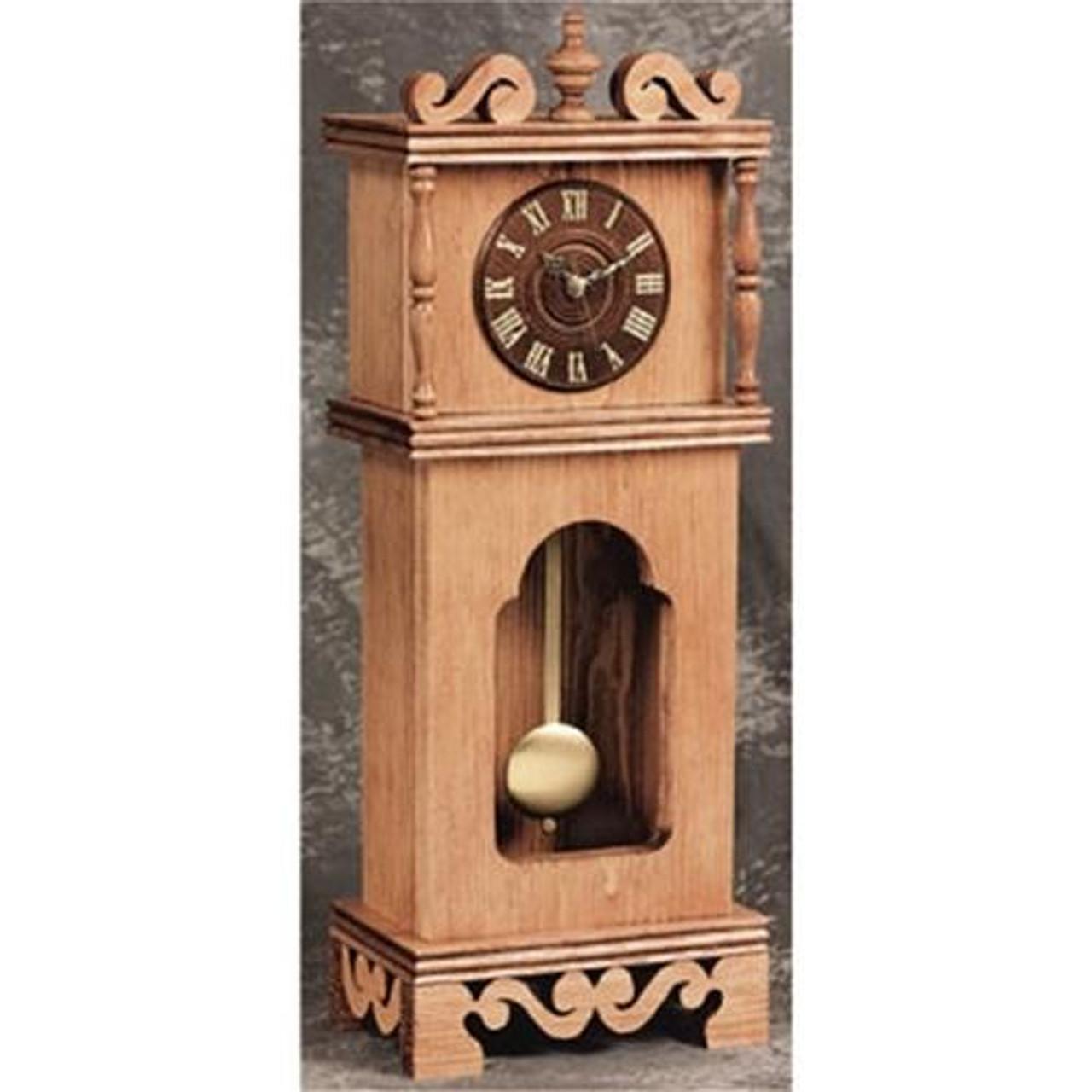 Cherry Tree Toys Angela Clock Plan