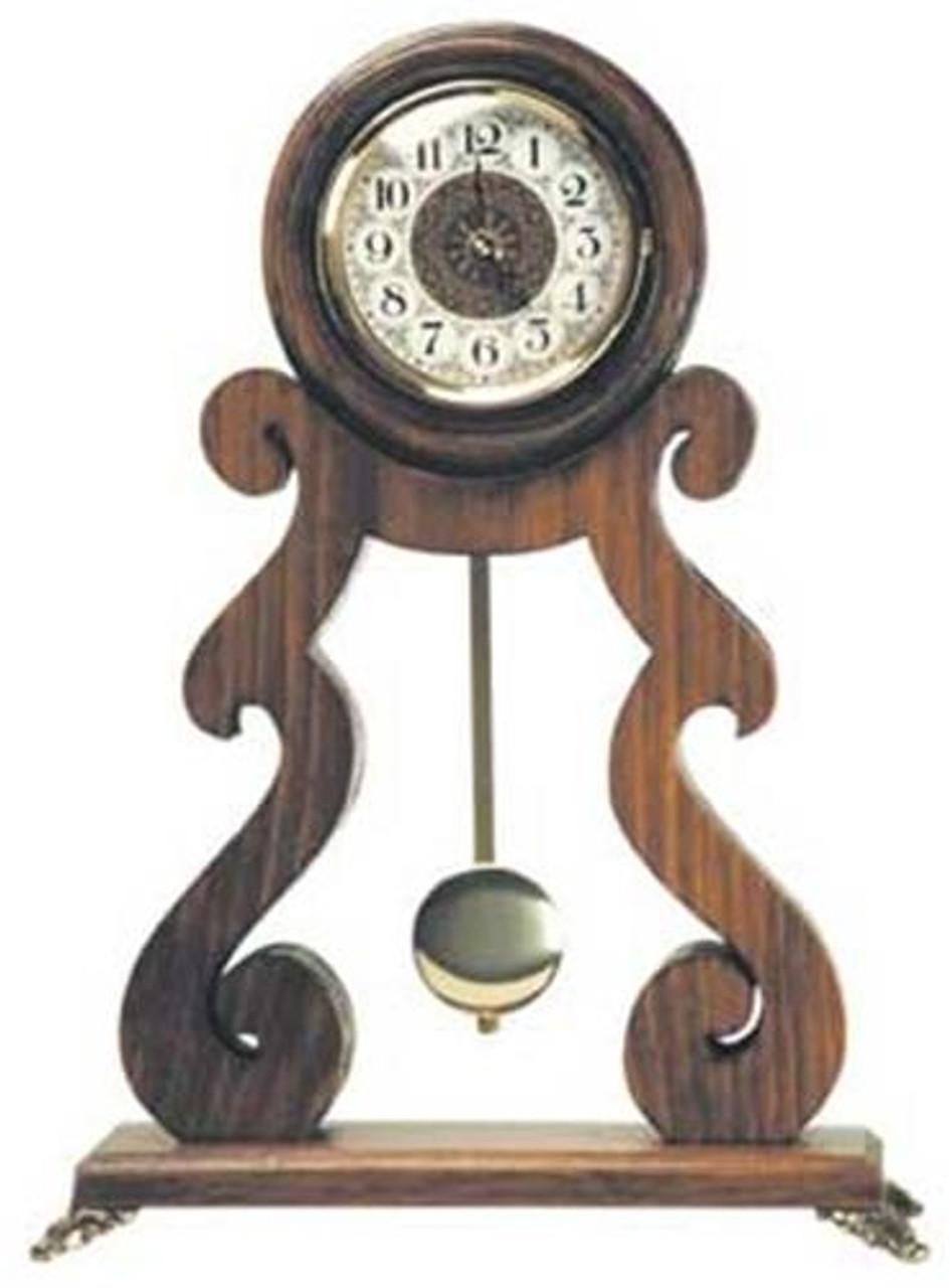 Cherry Tree Toys Unique Clock Plan