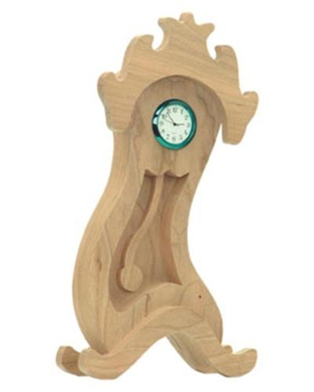 Cherry Tree Toys Jazzer Clock Plan