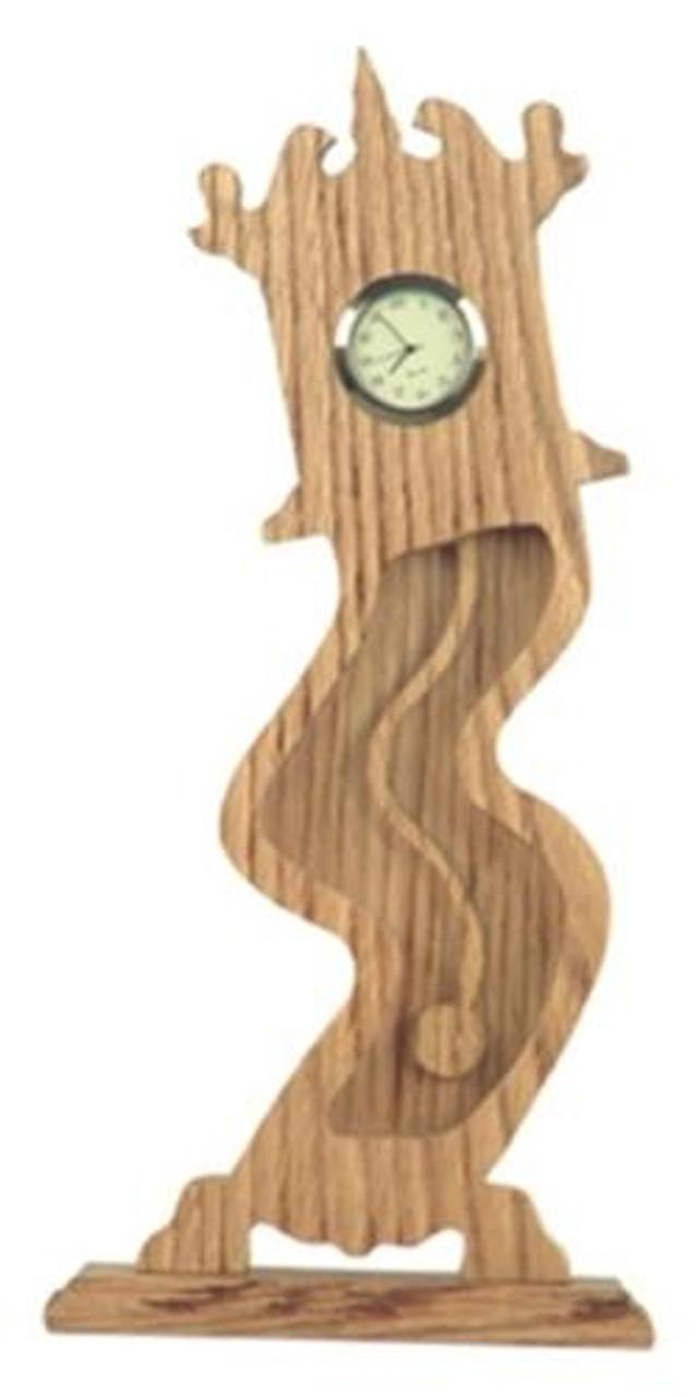 Cherry Tree Toys Dancer Clock Plan
