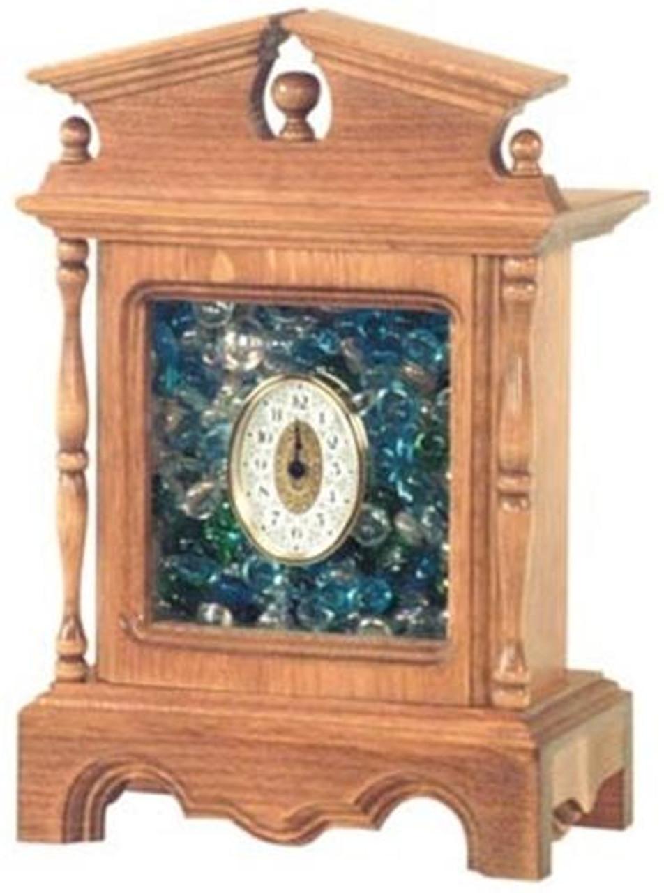 Cherry Tree Toys Square Fill Clock Plan