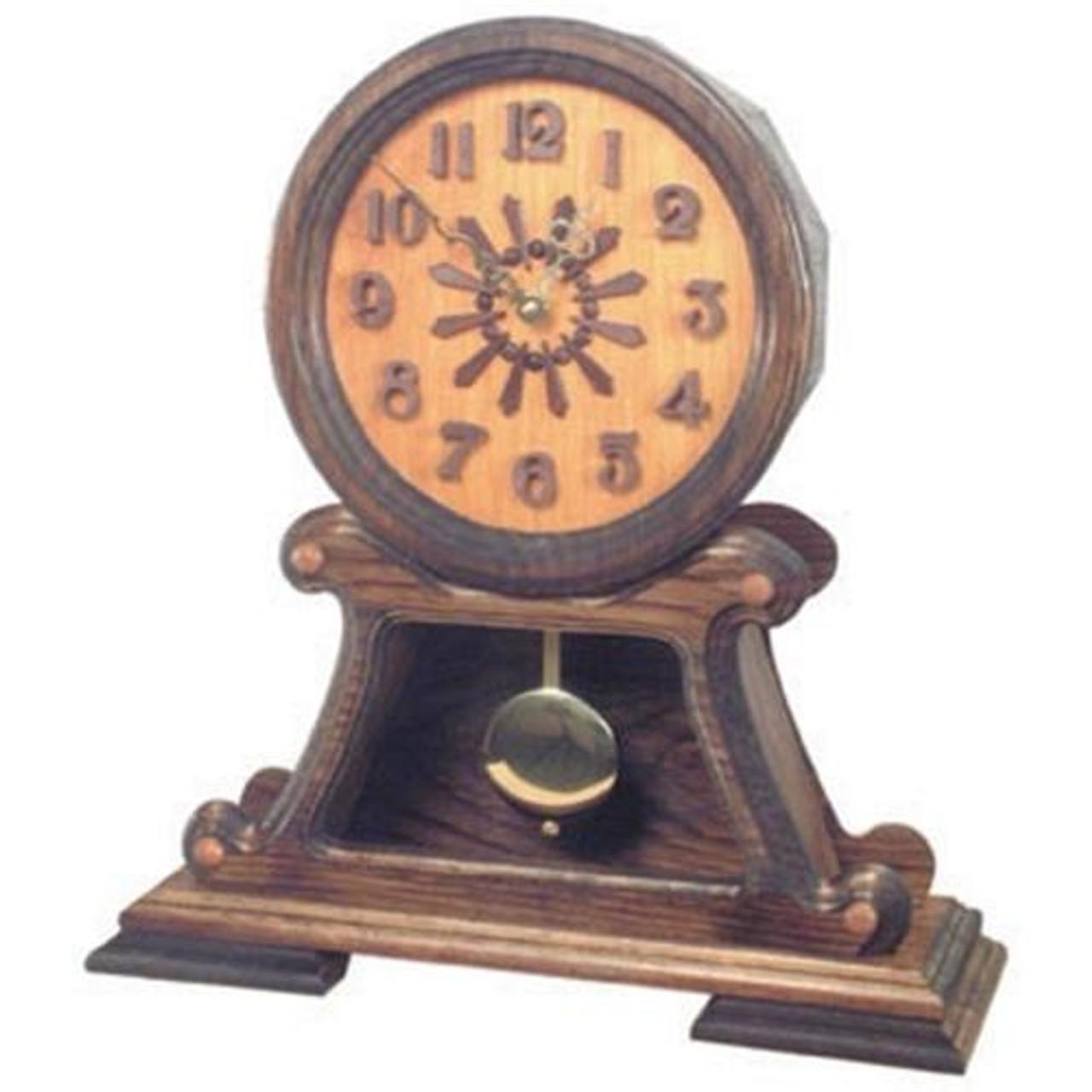 Cherry Tree Toys Bradford Clock Plan