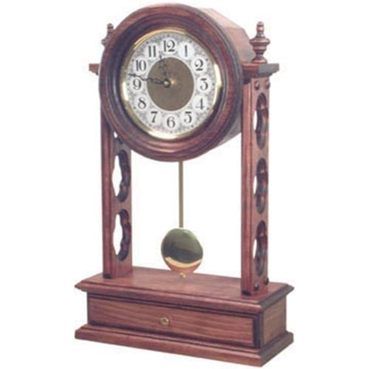 Cherry Tree Toys The Springfield Clock Plan