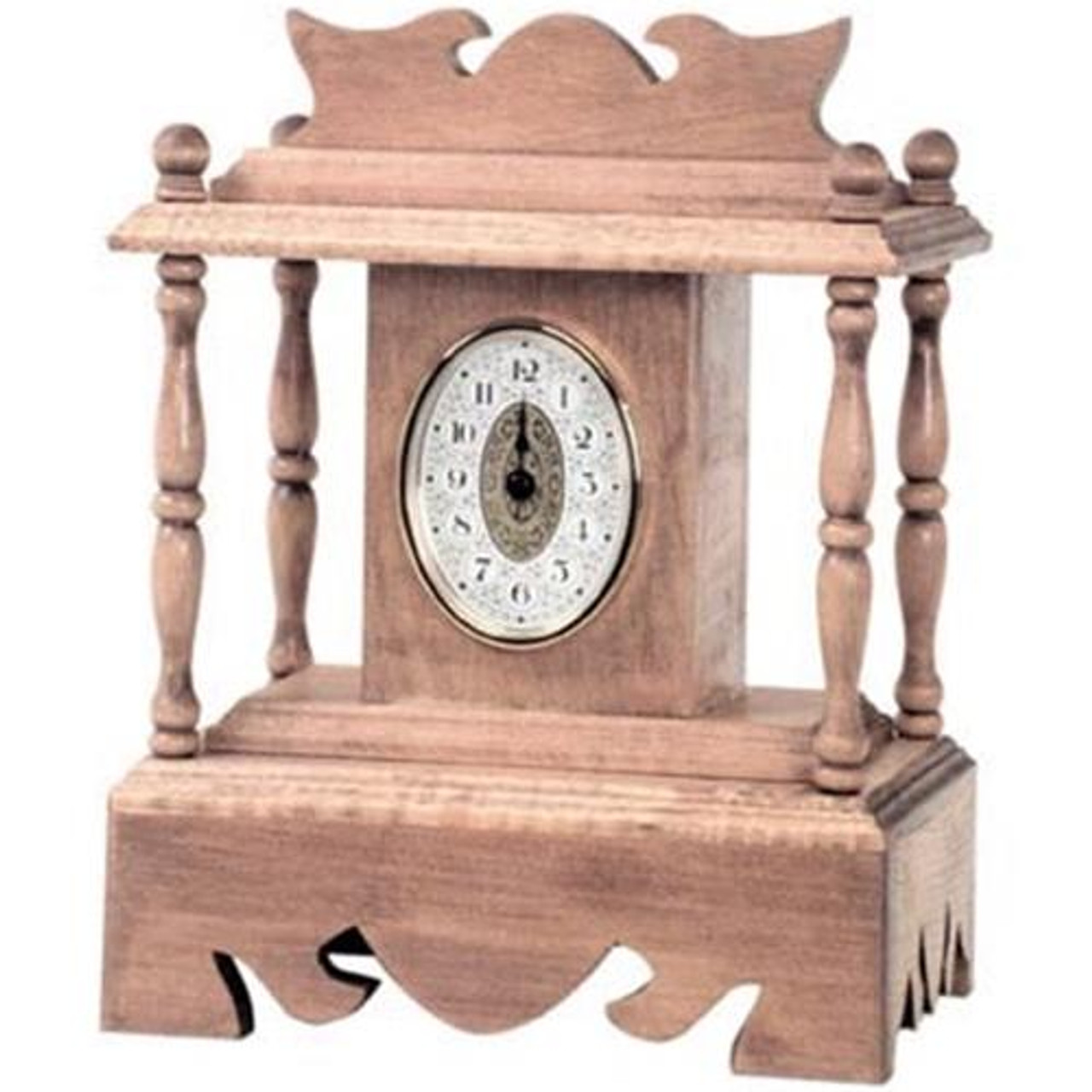 Cherry Tree Toys Chesterfield Clock Plan