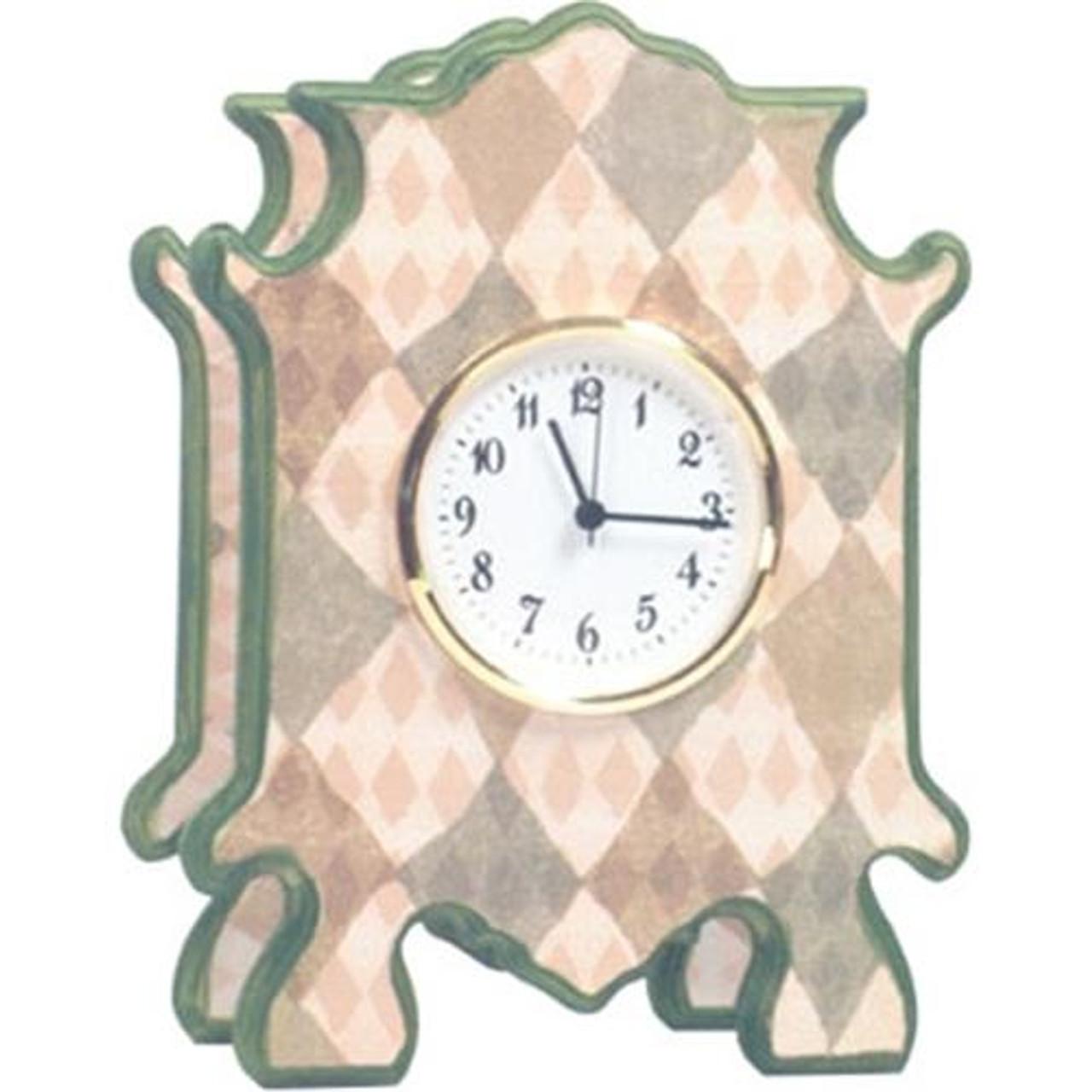 Cherry Tree Toys Vita Clock Plan