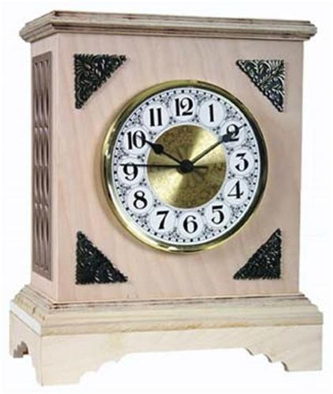 Cherry Tree Toys Grant Clock Plan