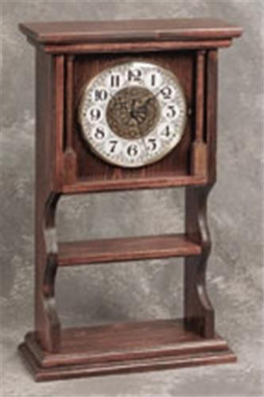 Cherry Tree Toys Fireside Shelf Clock Plan
