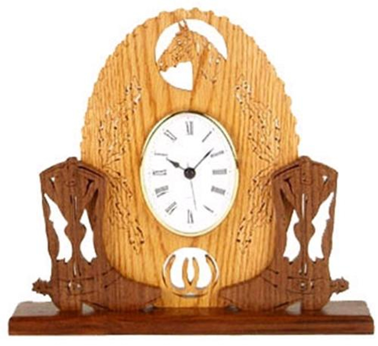 Wildwood Designs Wild West Clock Plan