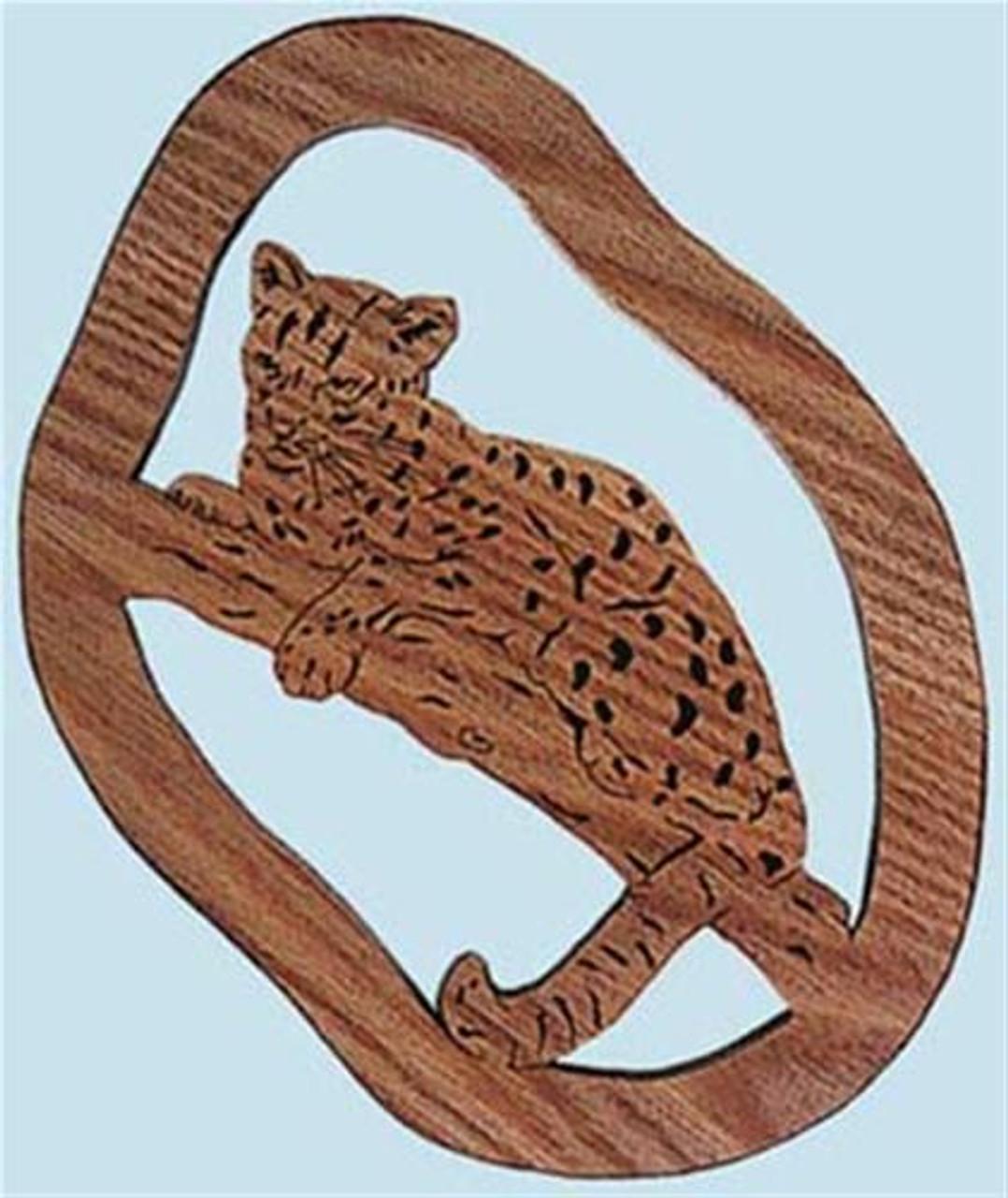 Wildwood Designs Cat On A Limb Plan