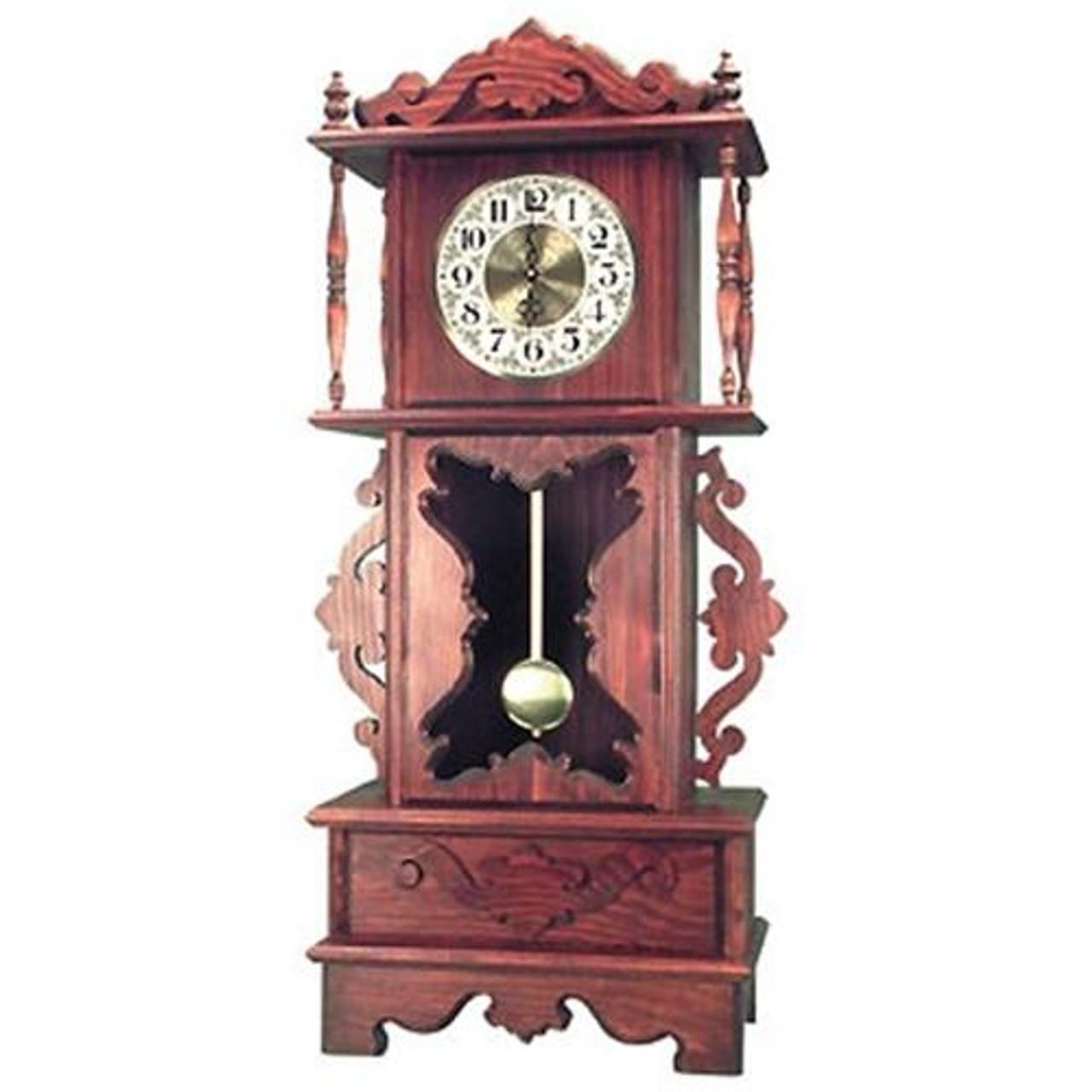 Cherry Tree Toys Grandchild Clock Plan