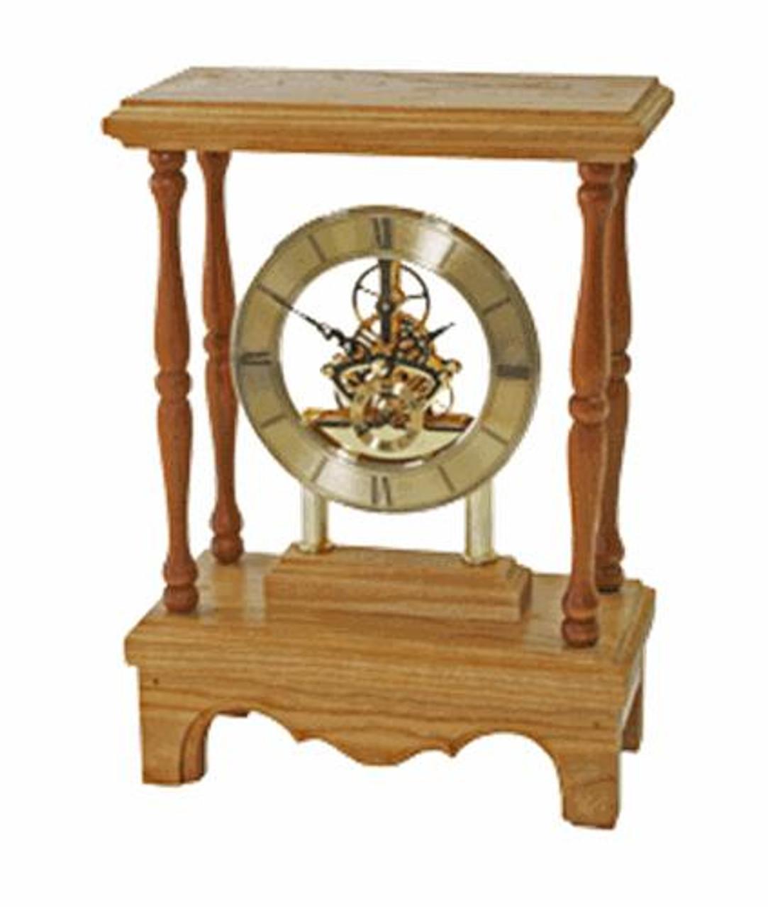 Cherry Tree Toys Mechanical Clock Plan