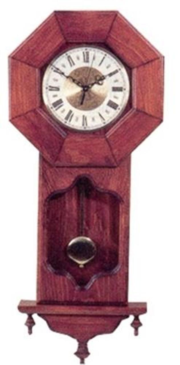 Cherry Tree Toys Octagonal Clock Plan