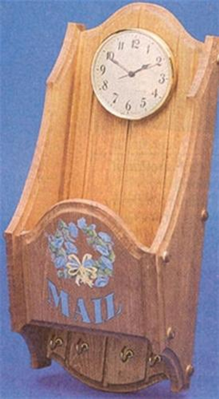 Cherry Tree Toys The Belmont Clock Plan