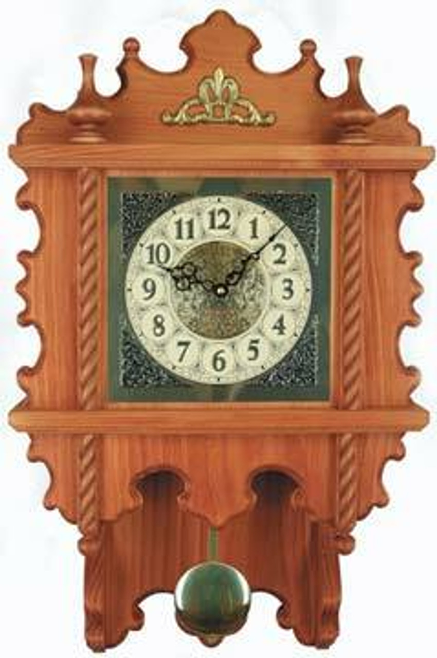 Cherry Tree Toys Norwegian Clock Plan