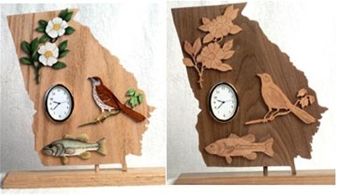 Wildwood Designs Georgia Clock Pattern