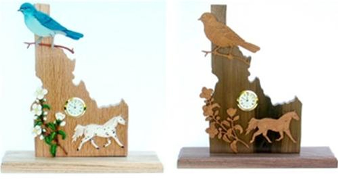 Wildwood Designs Idaho Clock Pattern