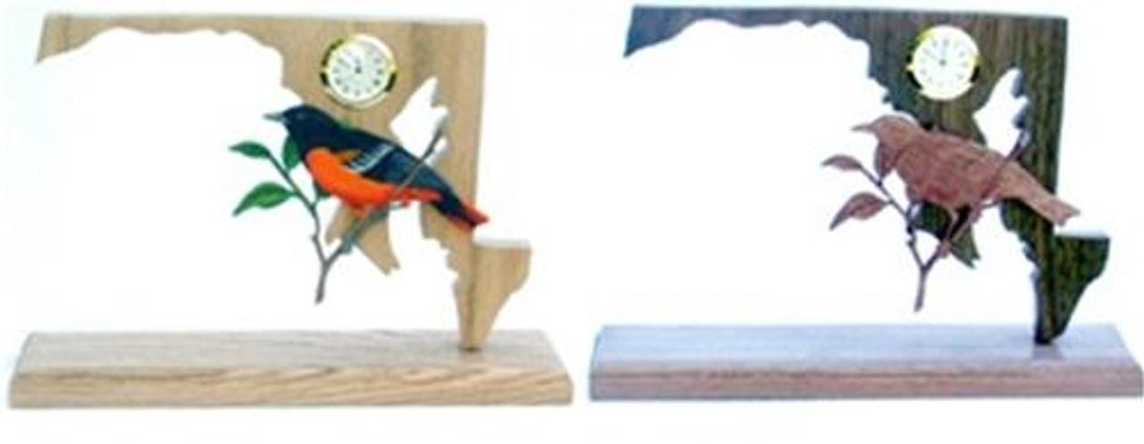 Wildwood Designs Maryland Clock Pattern