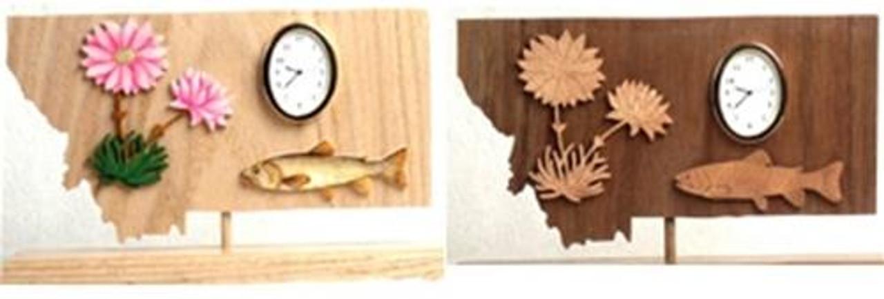 Wildwood Designs Montana Clock Pattern