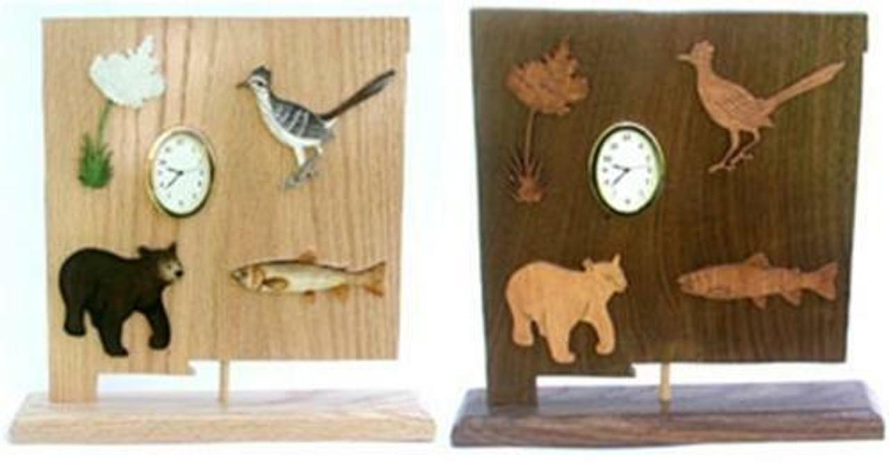 Wildwood Designs New Mexico Clock Pattern