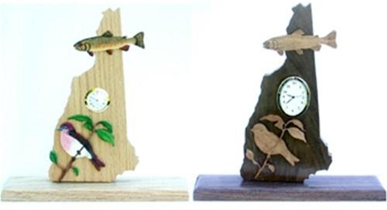 Wildwood Designs New Hampshire Clock Pattern