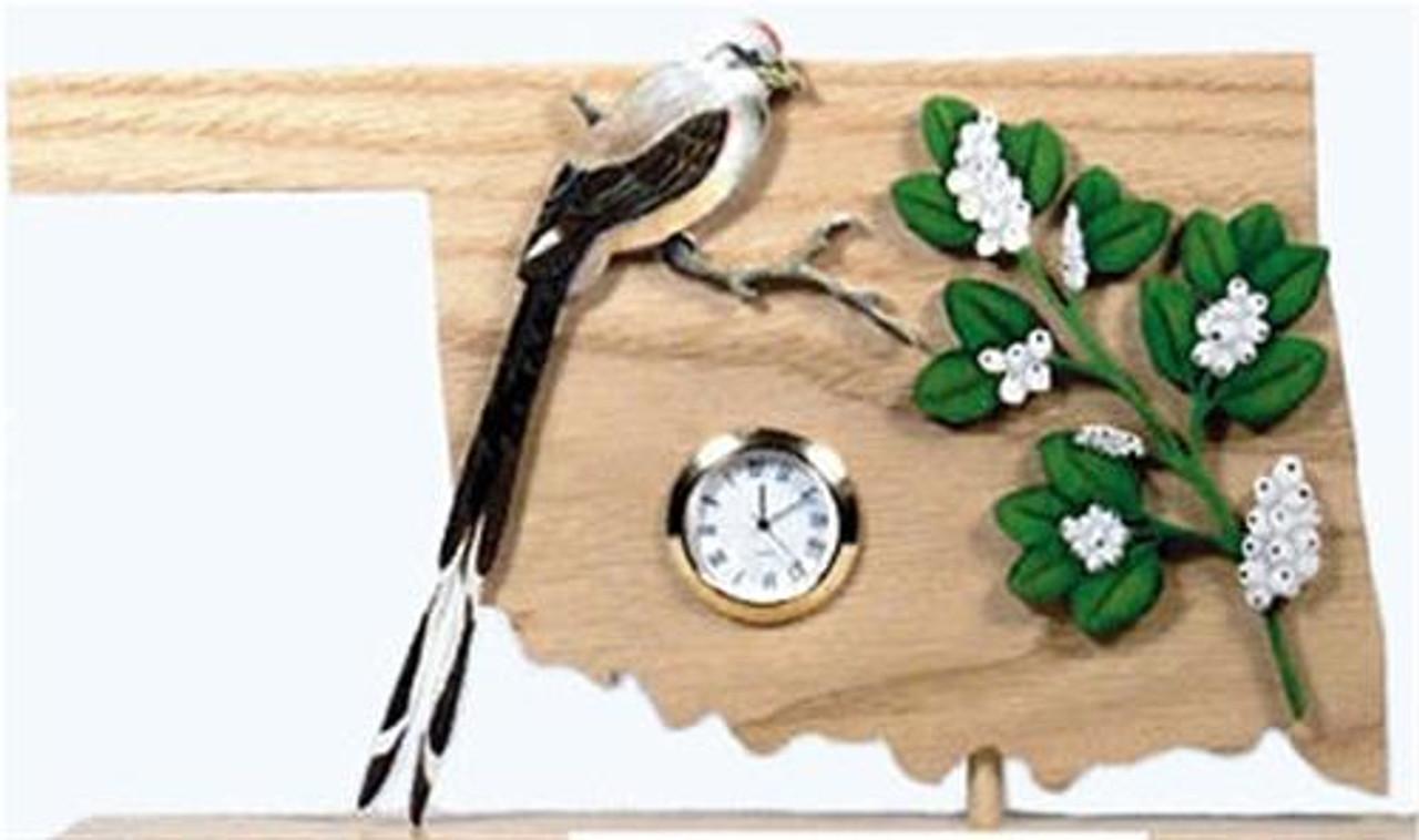 Wildwood Designs Oklahoma Clock Pattern