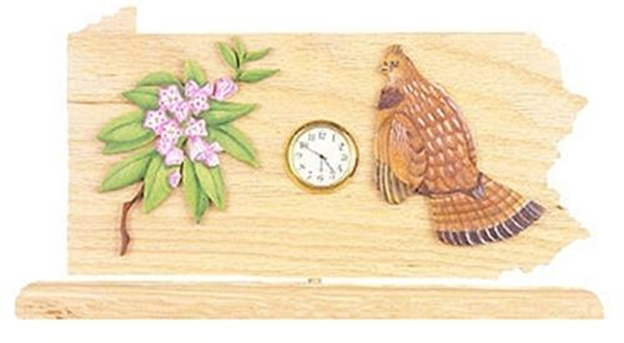 Wildwood Designs Pennsylvania Clock Pattern