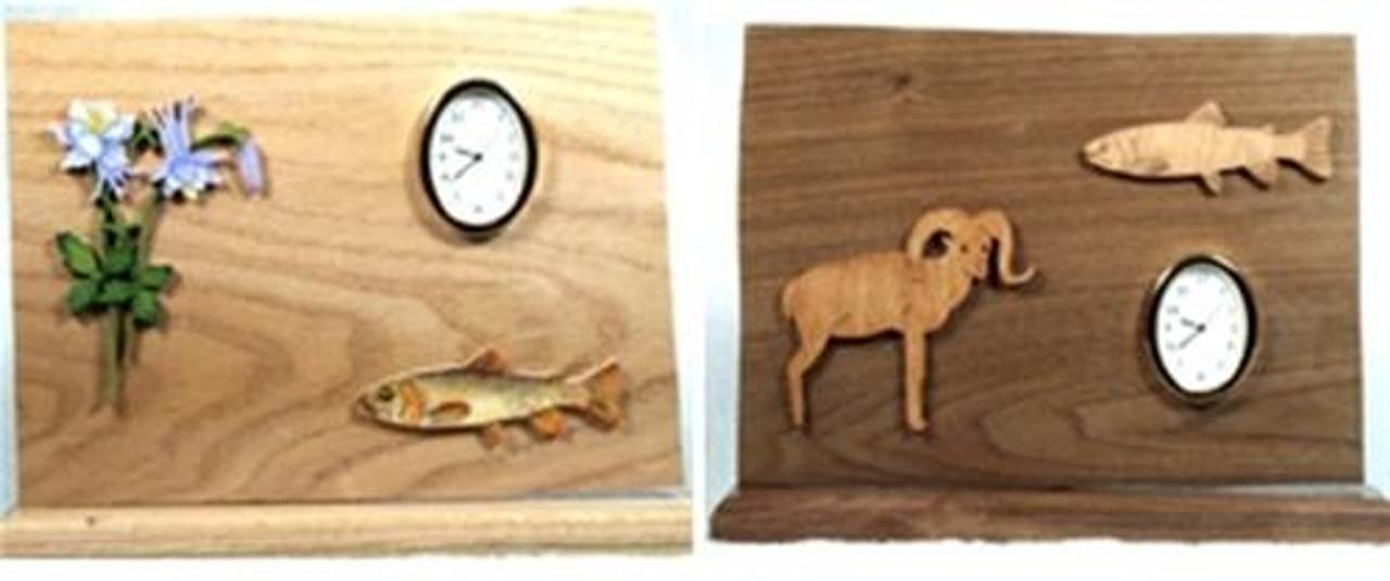 Wildwood Designs Colorado Clock Pattern