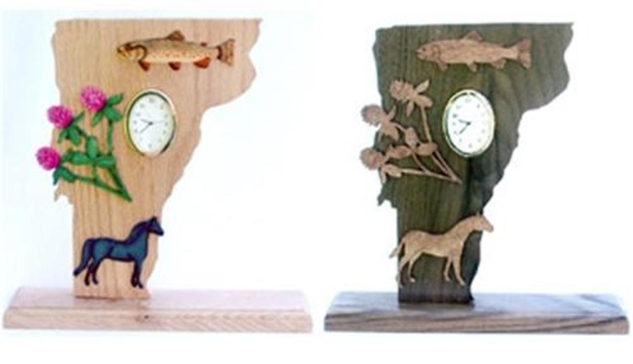 Wildwood Designs Vermont Clock Pattern