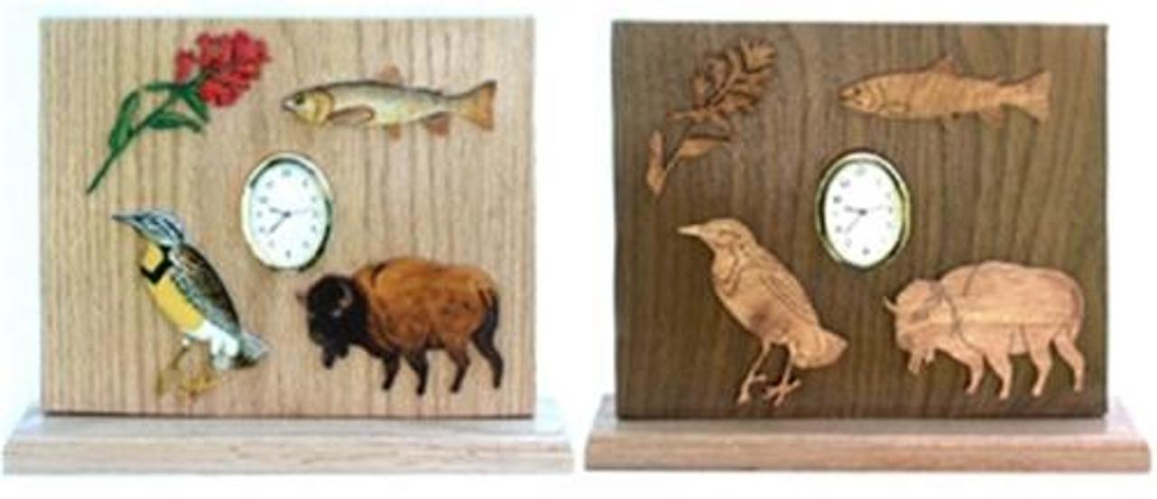 Wildwood Designs Wyoming Clock Pattern