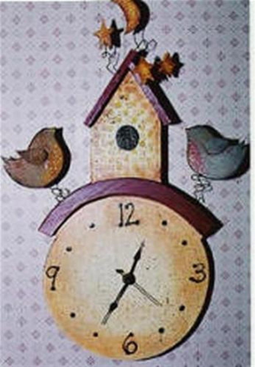 Cherry Tree Toys Not a Coo Coo Clock Plan