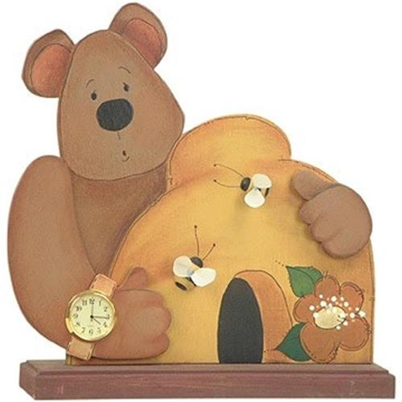 Cherry Tree Toys A Bears Work Is Never Done Plan